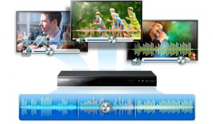 Samsung HT-5550 Smart Hub