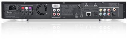 Teufel Impaq 325 Blu-ray Receiver Rücken