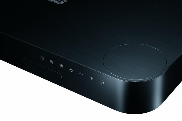 Samsung HT-H555oW Bluray Player