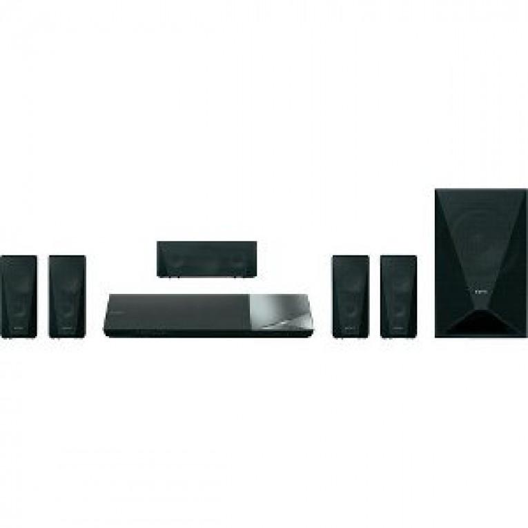Sony BDV-N5200W Test