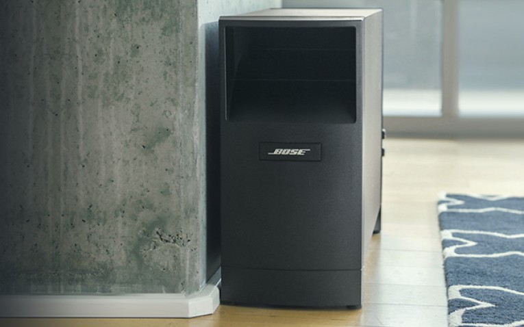 Bose Acoustimass 10 Series V Test
